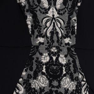 Trulli Dresses - Trulli black, color blocking dress